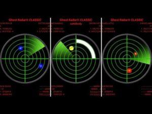 ghost radar screen