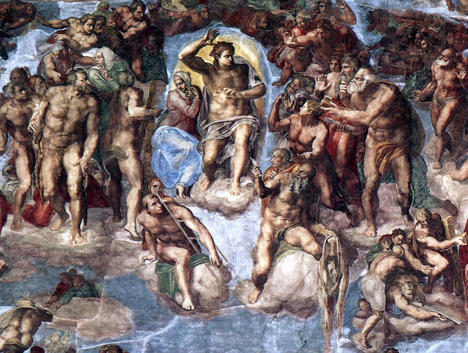 Michelangelo Last Judgement